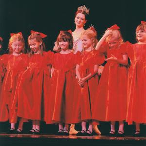 Sugarplums On Stage